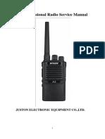 HYDX-A2 Service Manual