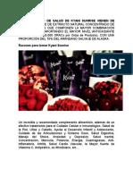 LOS BENEFICIOS DE SALUD DE KYANI SUNRISE VIENEN DE QUE.docx
