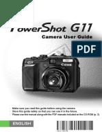 Canon PSG11
