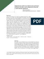 Giordano Alberto Digresiones sobre los diarios de escritores (Charles Du Bos, entre AP y Julio Ramón Ribeyro).pdf