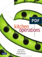 Kitchen Operations by GrahamMcLean, Deirdre Dark