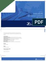 Indicadores Del Sector Lechero de Chile