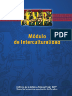 Modulo Intercultural i Dad