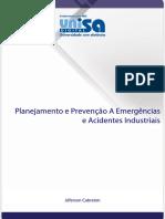 Apostila Planejamento e Prevenção a Emergências