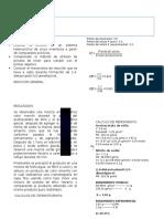 Síntesis de 2-4 Dietoxicarbil 3-5 Dimetilpirrol.