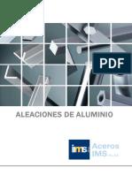 IMS Catalogo Aleaciones Aluminio 2015