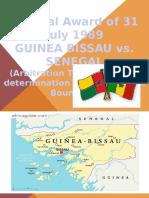 25. Guinea Bissau v. Senegal