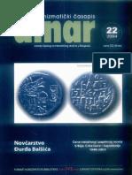 Serbia Dinar 22-2004