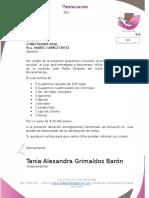 Carta Fundacion