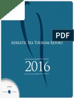 2016 Adriatic Sea Tourism Report