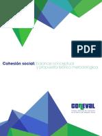 Cohesion Social Balance Conceptual