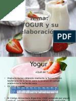 Power Point Yogur