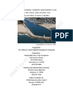 2015 Coastal Regional Sediment Management Plan