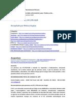 Cirugia, Anestesia y SFC-FM-SQM