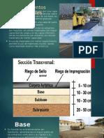 Diapositivas de Pavimentos