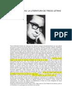 Abelardo Arias Blog