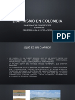 Diapirismo en Colombia