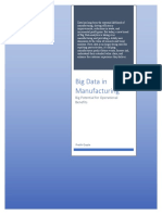 Big Data in manufacturing - Big potential for Operational benefits