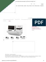 AVE562-Analisador de Fezes Totalmente Automatizado - AVE Science & Technology Co