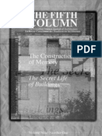 A Recirculation of the Philosopher's Stone (Molloy's Problem) Winton