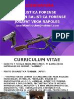 Balistica Forense Licenciatura Aifcf