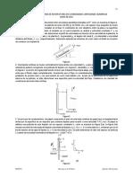 Mecánica de Fluidos ejercicios de Navier-Stokes en coordenas cartesianas y cilindricas copy