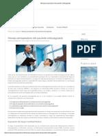 Manejo perioperatorio del paciente anticoagulado.pdf