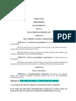 DECRETO LEY 12760 Codigo Civil BOLIVIA