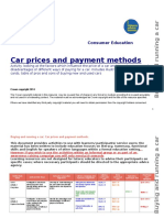 c Car Prices Pay Methods Rp