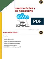 Soluciones Moviles y Cloud Computing