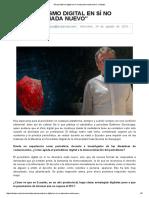 _El Periodismo Digital en Sí No Descubre Nada Nuevo_ _ Vistazo