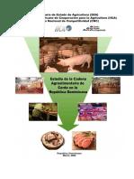Cadena Agroalimentaria de Carne de Cerdo RD