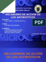mecanismodeaccindelosantibioticos