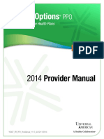 To PPO-2014 ProviderManual