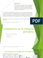 Compresores Industria Del Petroleo
