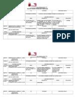 Plan de Clases Operaciones Contables Junio 2015