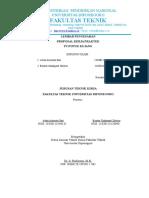 Proposal Kujang 2016