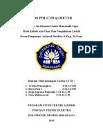 Makalah Cos Phi Meter