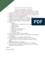 Directrices Trabajo Academico 3