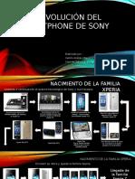 Sony Evolucion
