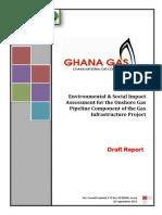 Draft ESIA Report- Onshore Gas Pipeline_GIP _100912