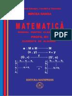 Burtea M1 Algebra 12