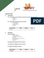 Quality Assessment Tool 2010 2