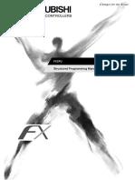 FXCPU Structured Programming Manual [Device & Common]