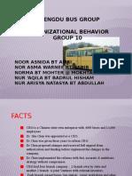 Group Presentation - Cengdu Bus Group