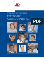 Progress in Education 2005; Meeting the Global Challenge
