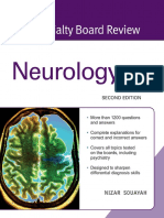 Specialty Board Review Neurology - 2e