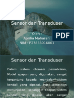 Sensor Aprilia
