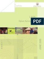 01594-lao opium survey 2005