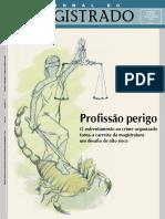 Jornal do Magistrado - AMB - n° 72 (dezembro de 2003 a janeiro de 2004)